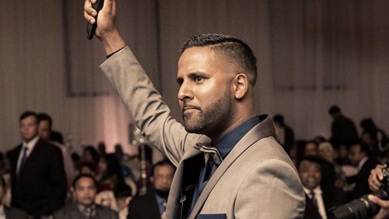 MC Donovan Fernandes