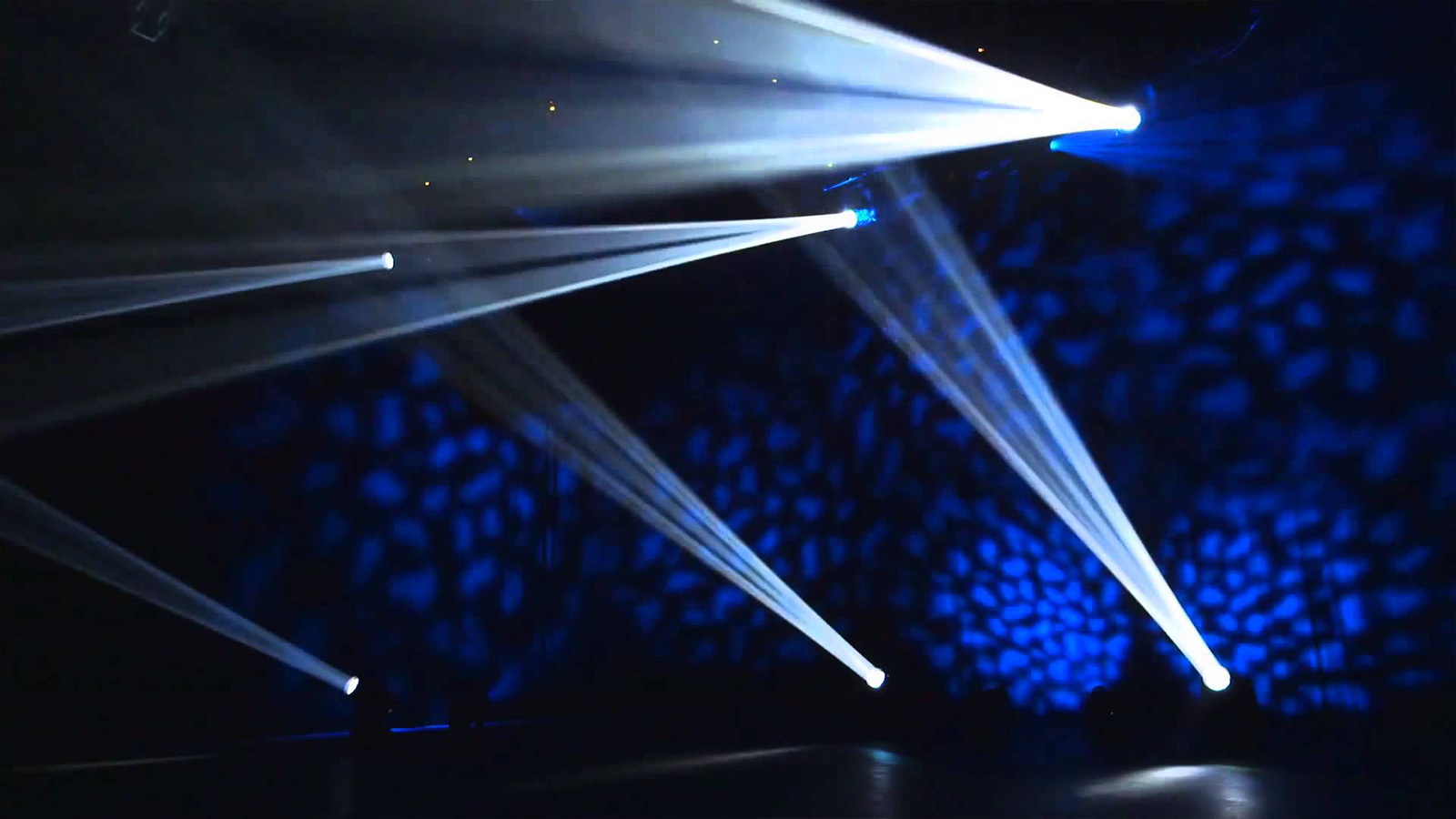 Moving Head Intelligent Lights